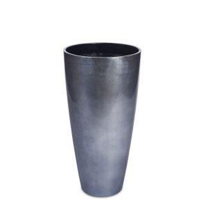 Vita Vase Medium Silver