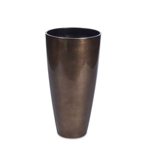 Vita Vase Bronze