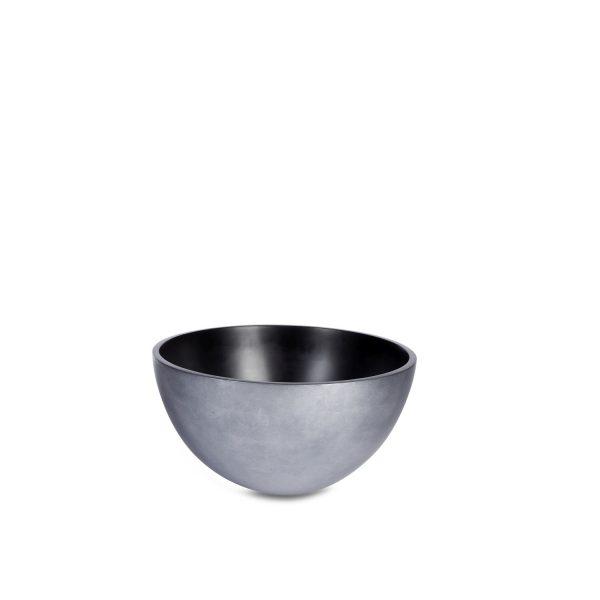 Vita Bowl Medium Silver