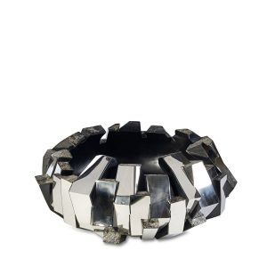 Fuga Vase Stainless Steel